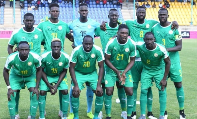Calendrier Mondial Hand 2022 SENEGAL: Demonstrations for the liberation of Sonko: Lions of