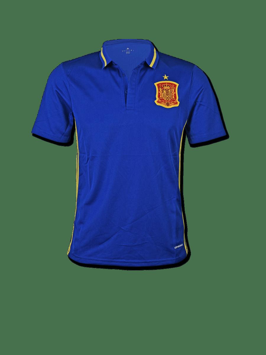 Spain Logo T Shirt Jersey