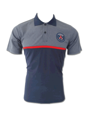PSG-Blue-Color-Polo-T-Shirt