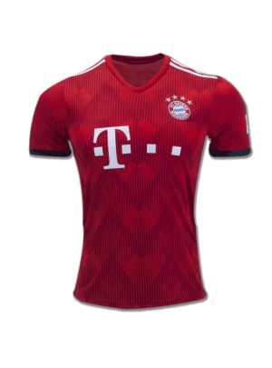 Bayern-Munich-Football-Jersey-Home-18-19-Season-Premium