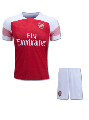 Arsenal-Football-Jersey-And-Shorts-Home-18-19-Season