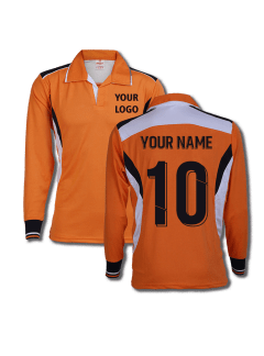 Orange-Multi-Color-Long-Sleeve-Sports-Jersey-Design-Front-Back