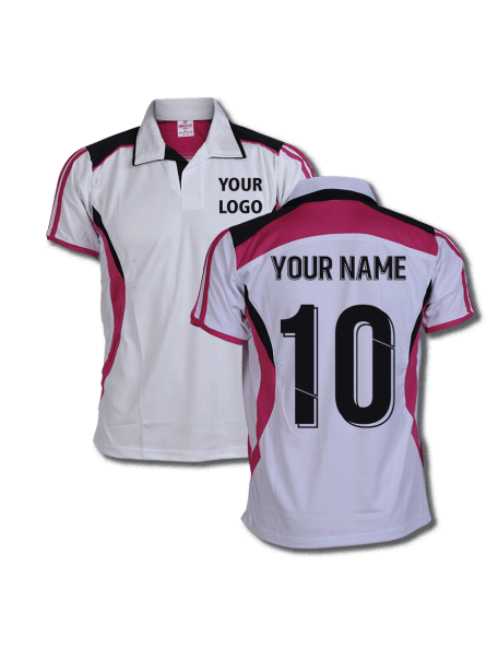 White-Multi-Color-Badminton-Jersey-Design-Front-Back