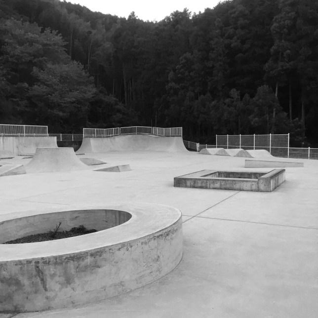 阿南市スケートパーク