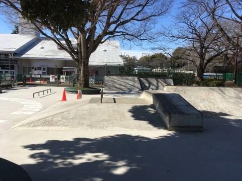 武蔵野スケートパーク