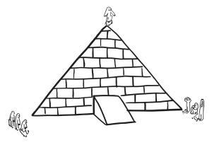 Dime Glory Challenge Pyramid Challenge