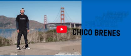 Chico Brenes Pocket Skateboarding Magazine