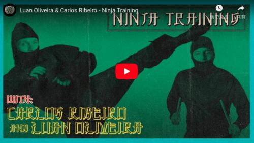The Berrics Ninja Training