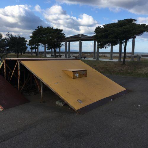 Kagawaken Ichinomiya kouen Skate Park