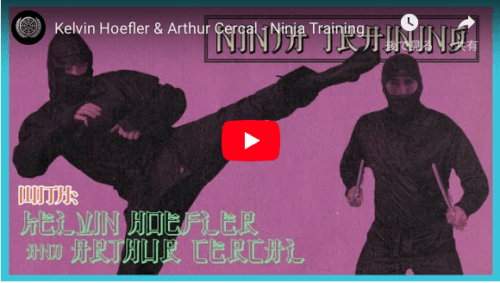 The Berrics Ninja Training Kelvin Hoefler Arthur Cercal