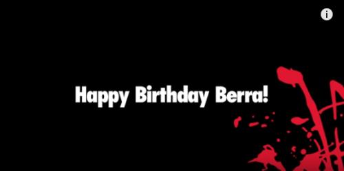 Happy Birth Day Steve Berra The Berrics