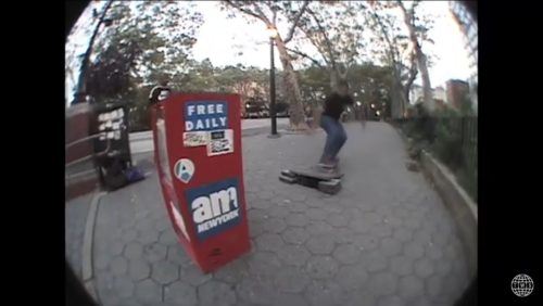 lurknyc Mean Streets vol.13 Transworld Skateboarding
