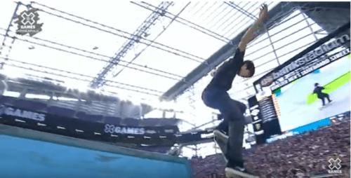 Yuto Horigome Wins X Games 2019