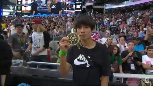 X Games Minneapolis best of skateboarding