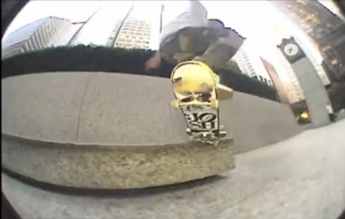 DC Shoes josh Kalis Philly Santosuosso
