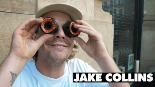 Jake Collins Cruisin' Barcelona OJ Wheels