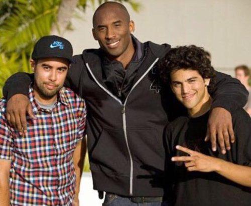 Source:The Berrics Kobe,Eric,P-rod