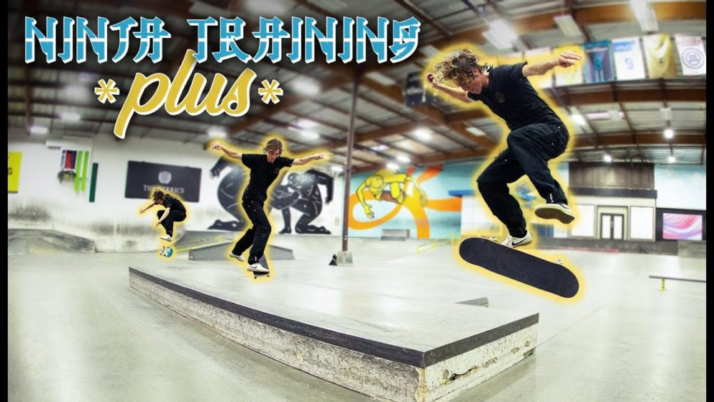 Source The Berrics Ninja Training Sean Davis