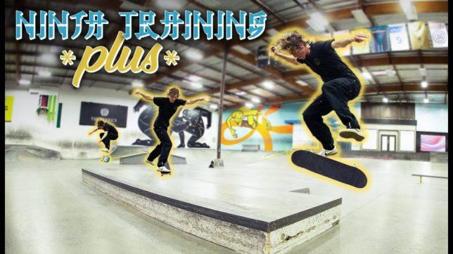 Source The Berrics Ninja Training Sean Davis