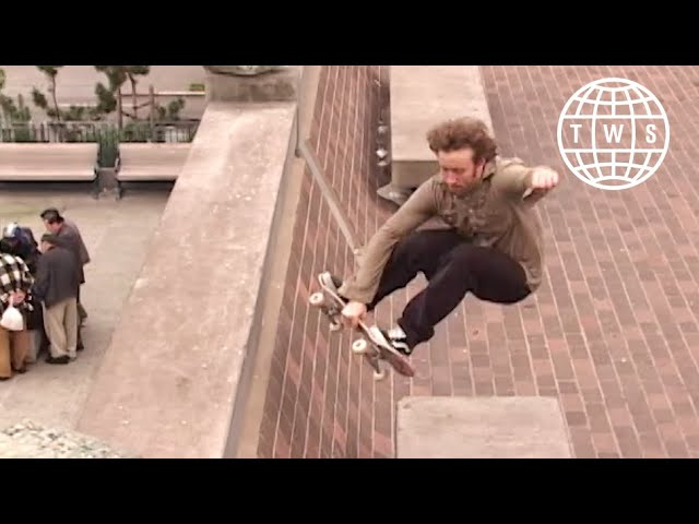 Source YouTube Transworld Skateboarding Channel Rob Welsh Dan Drehobl