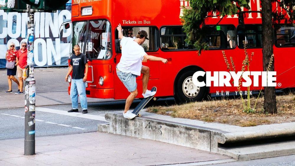 Source YouTube Free Skate Mag Kai Hillebrand