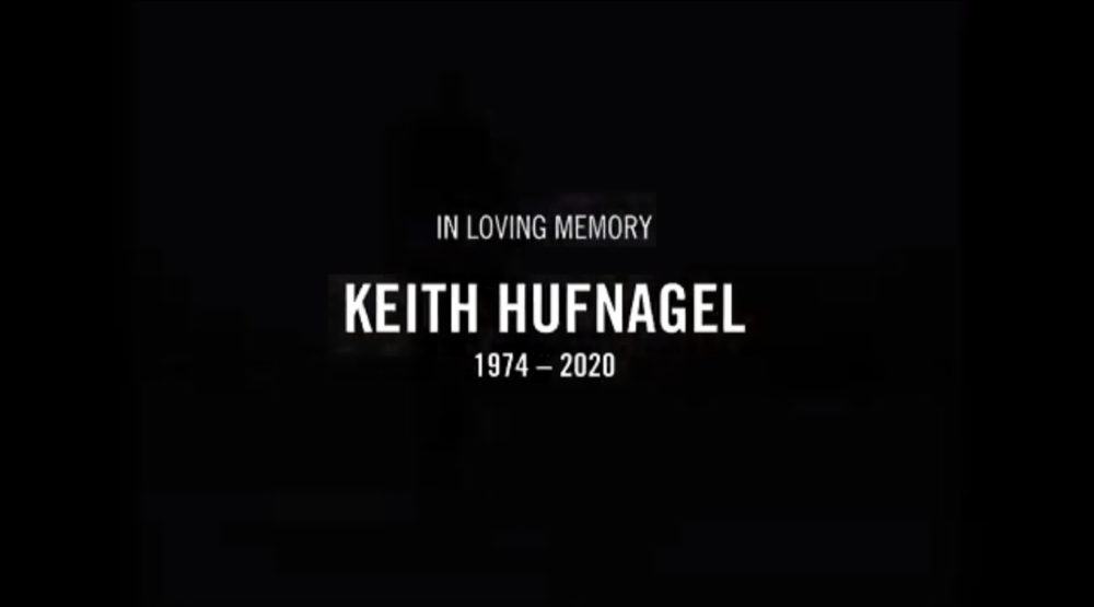Source YouTube HUF Channel Keith Hufnagel