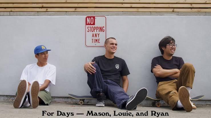 Source YouTube Mason Silva,Louie Lopez,Ryan Lee