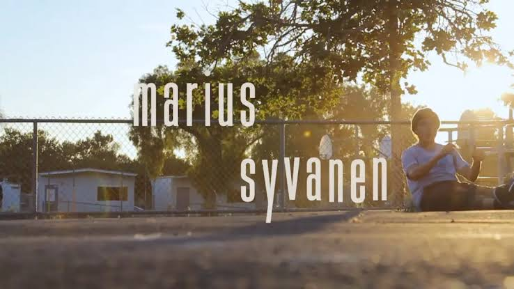 Source YouTube Habitat Skateboards Marius Syvanen