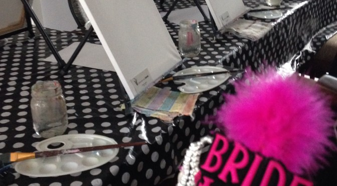 Bride to be pARTies