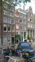 The smallest house in Amsterdam. Can you spot it?