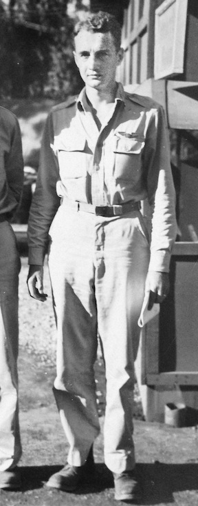 Photo of Jay Zeamer 1943