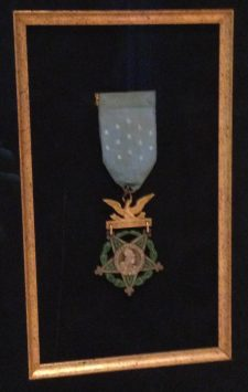 Joe Sarnoski's Medal of Honor