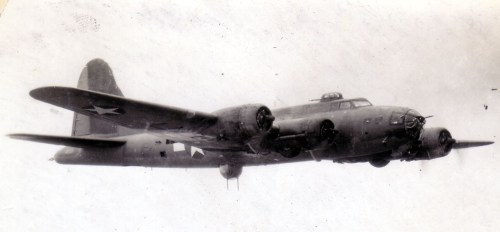 Photo of plane that is likely Old 666