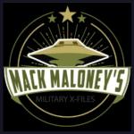 Mack Maloney podcast logo