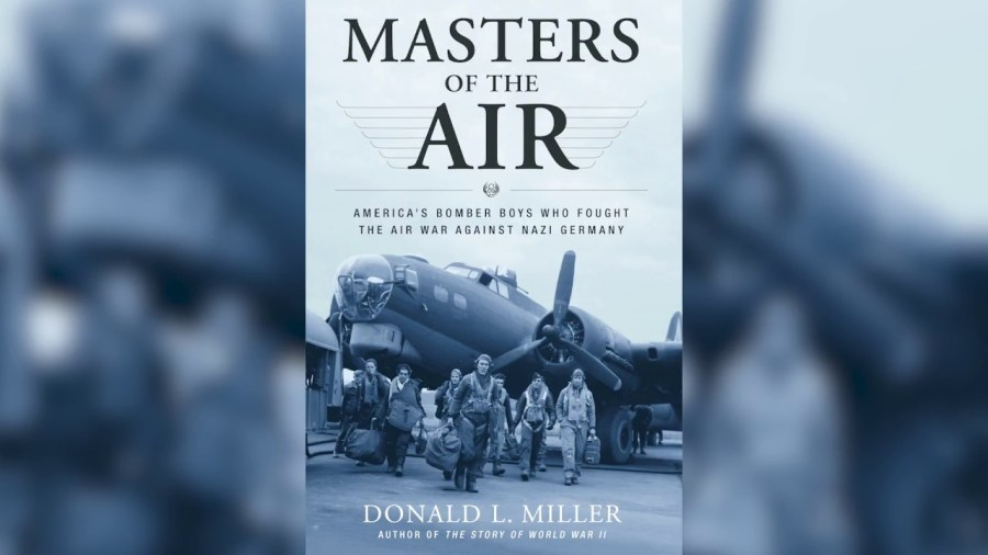 Masters of the Air book cover
