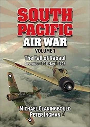 South Pacific Air War Vol 1 book cover