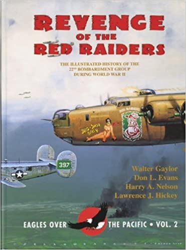 Revenge of the Red Raiders book cover