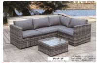 Grey Wicker Sofa Grey Wicker Patio Furniture Fresh Gray ...