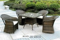 Deck rattan table & chair, Pool Deck Furniture, Patio ...