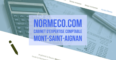 Normeco.com Cabinet d'Expertise Comptable
