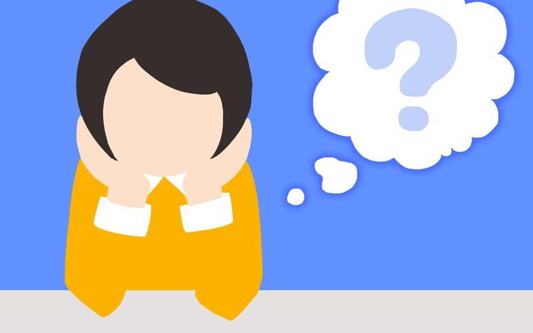Wie man negative Gedanken ersetzen kann