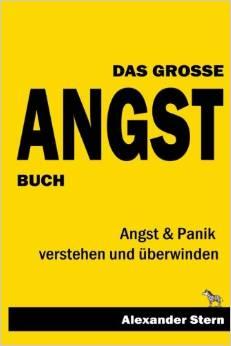 Buchcover - Das große Angstbuch