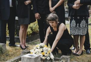 Beitragsbild - Trauer oder Depression