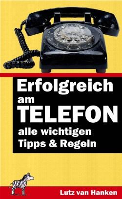 Buchcover - Erfolgreich am Telefon