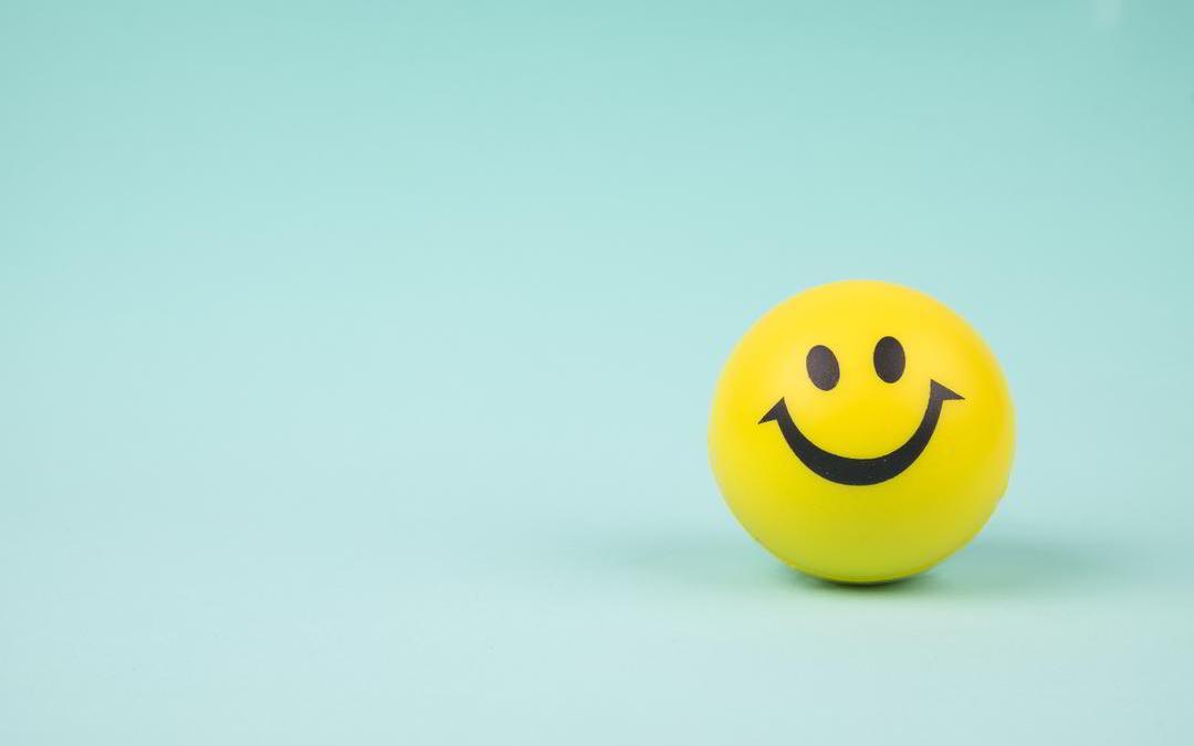 Lächeln!