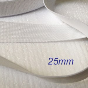 25mm-knitted-elastic-white