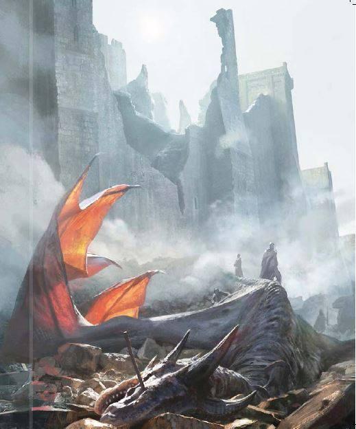 Dragons can die