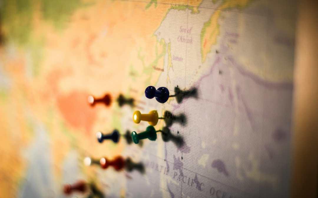 International strategic planning - the 5 key steps