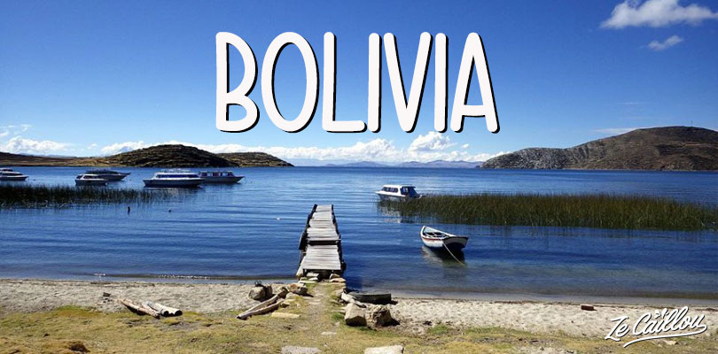 Discover Isla del sol close to the Titicaca in Bolivia