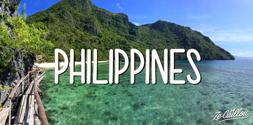 Ile de Coron aux Philippines, info voyage monde par Ze Caillou